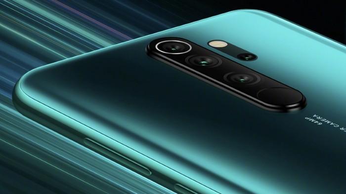 Redmi Note 8 Pro. (Foto: via Slashleaks)