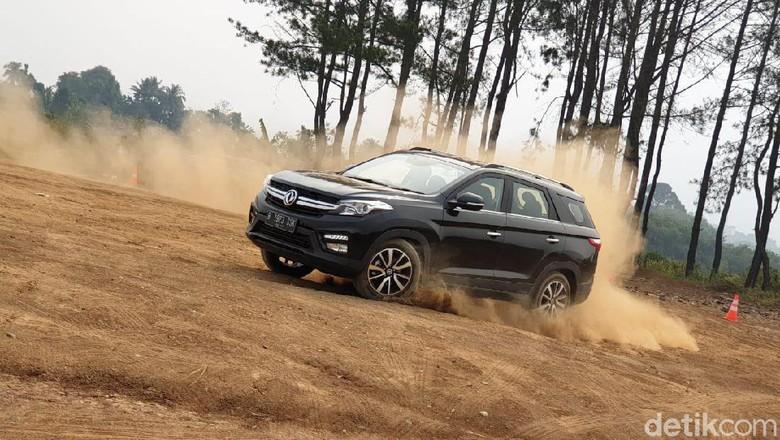 Test Drive Glory 560 Foto: Luthfi Anshori