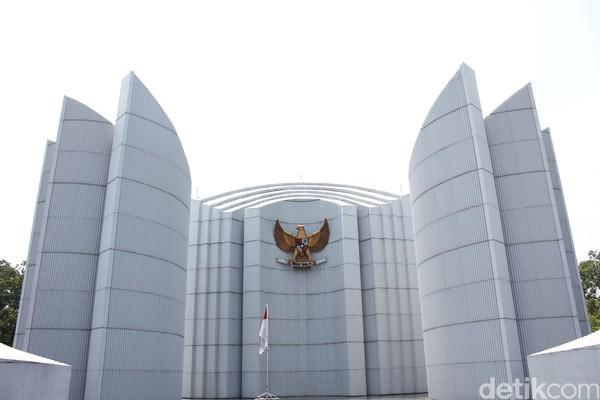 Untuk mengenang sejarah, ada Monumen Perjuangan Rakyat Jawa Barat (Monju) di Jl. Dipatiukur No 48, Kota Bandung. Monju Jawa Barat diresmikan 23 Agustus 1995 oleh Gubernur Jawa Barat, Raden Nana Nuriana. (Fadil Muhammad/detikcom)
