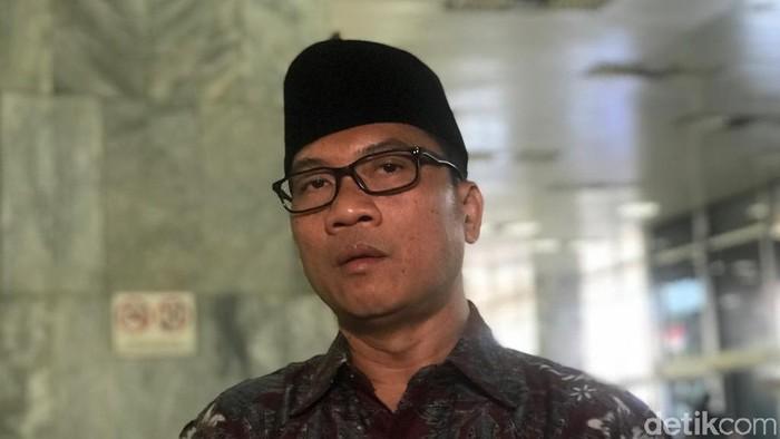 Foto: Ketua Komisi VIII Yandri Susanto (Zhacky/detikcom)