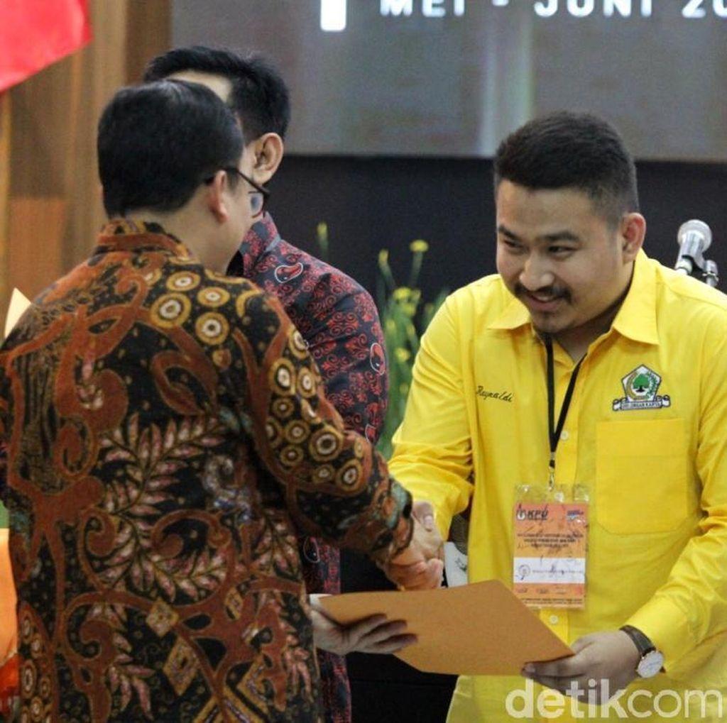 Reynaldy Putra, Anggota DPRD Jabar Termuda Asal Subang