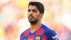 Barcelona Pertimbangkan Rekrut Pengganti Luis Suarez