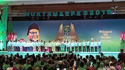 Muktamar Tuntas, PKB Siap Kawal dan Sukseskan Program Jokowi-Maruf