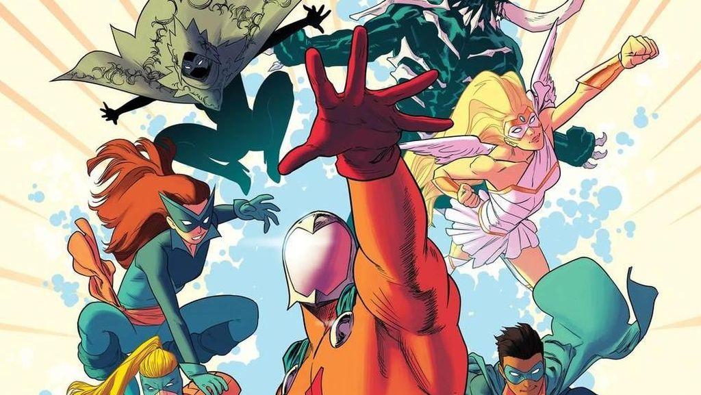 Marvel Comics Ungkap Tim Superhero Terbaru, Siapa Saja?