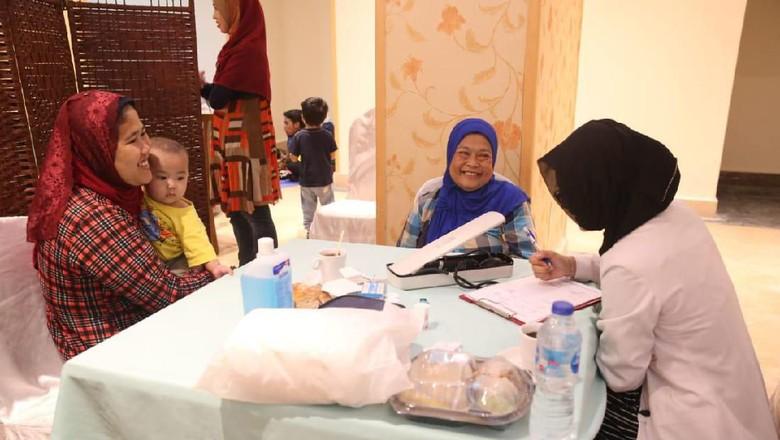 KBRI Kairo Gelar Klinik Indonesia untuk Masyarakat WNI di Alexandria