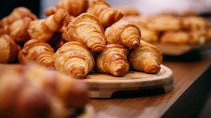 Begini Cara Benar Menikmati Croissant, Pastry Terpopuler di Dunia