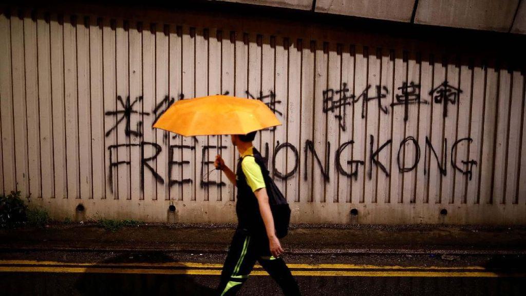 Hong Kong Resesi, Bakal Berdampak ke RI?
