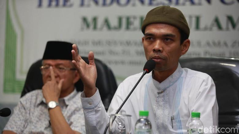 Ini Alasan UGM Batalkan Kuliah Umum Ustaz Abdul Somad