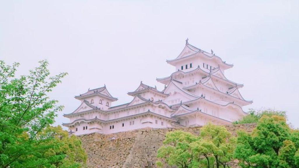 Himeji Castle, Situs Warisan Dunia yang Anggun