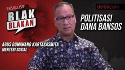 Blak-blakan Mensos: Menjawab Isu Politisasi Dana Bansos