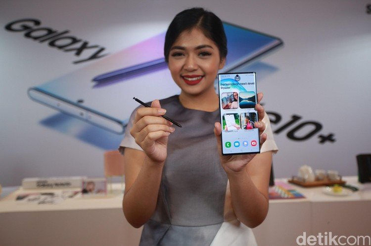 Samsung Galaxy Note 10, Samsung Galaxy Note 10+