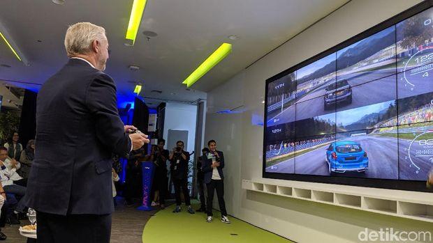Uji Coba 5G Lagi, XL Pamer Komunikasi via Hologram