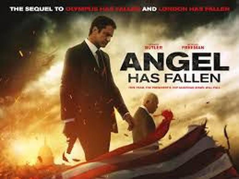 Film Angel Has Fallen. Foto: Istimewa