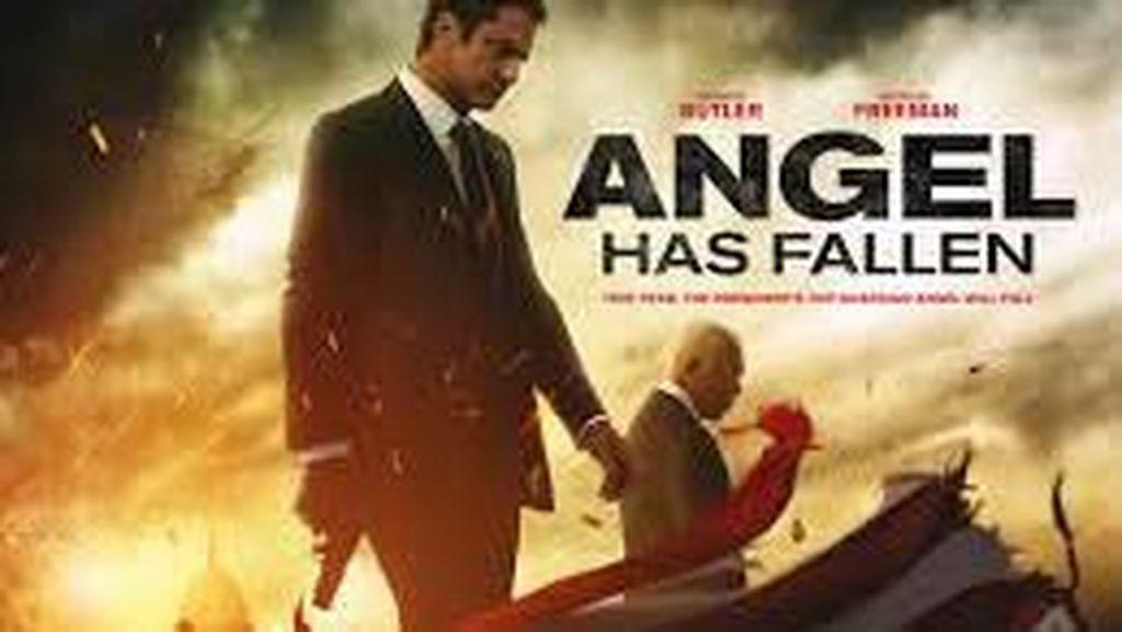 5 Fakta Angel Has Fallen, Film Aksi yang Seru dan Menegangkan