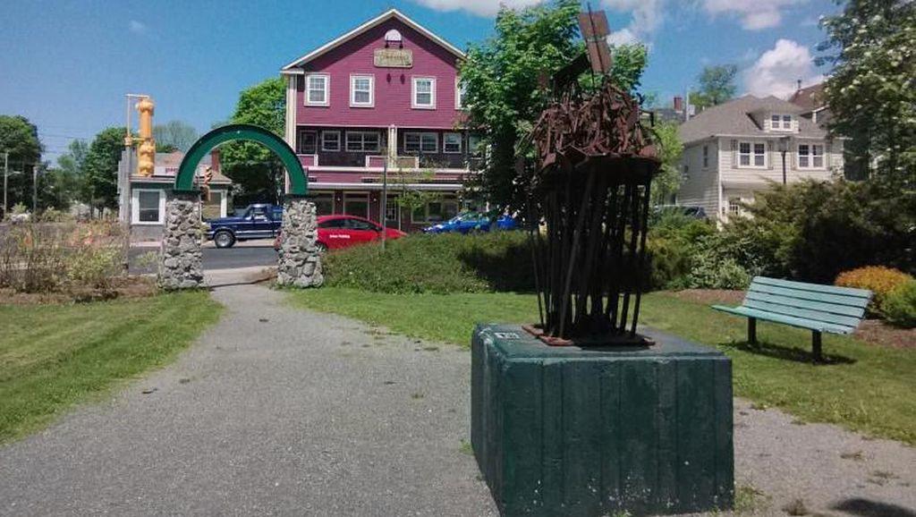 Menjelajah Pusat Kota Antigonish di Kanada
