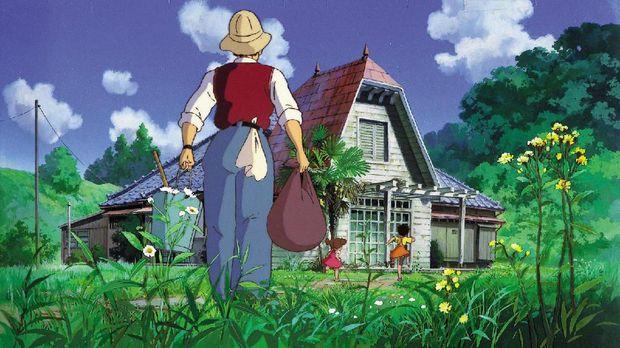10 Lokasi Film 'Ghibli' yang Bisa Dikunjungi di Jepang