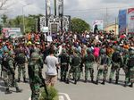 Polisi: 34 Pelaku Kerusuhan Timika Diproses Hukum