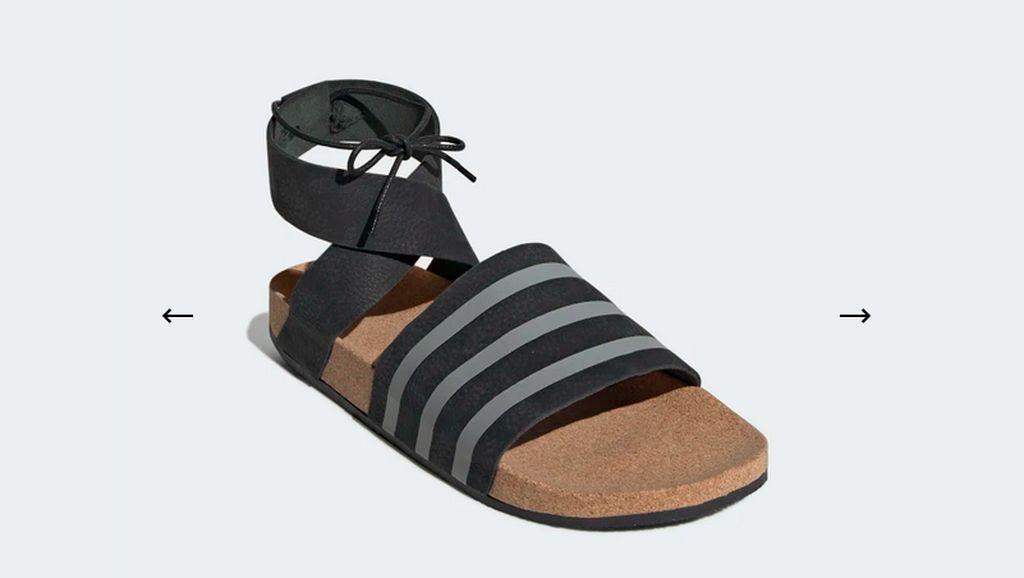 Adidas Hadirkan Sandal Sliders Bergaya Gladiator