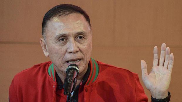 Ketua PSSI Mochamad Iriawan menghargai hak khususu Shin Tae Yong sebagai pelatih Timnas Indonesia. (