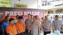 4 Pelaku Begal Sadis di Medan Ditangkap, 2 Orang Ditembak Mati