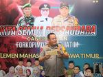 Kapolda Jatim: Ormas di Surabaya Janji Bantu Buat Suasana Kondusif