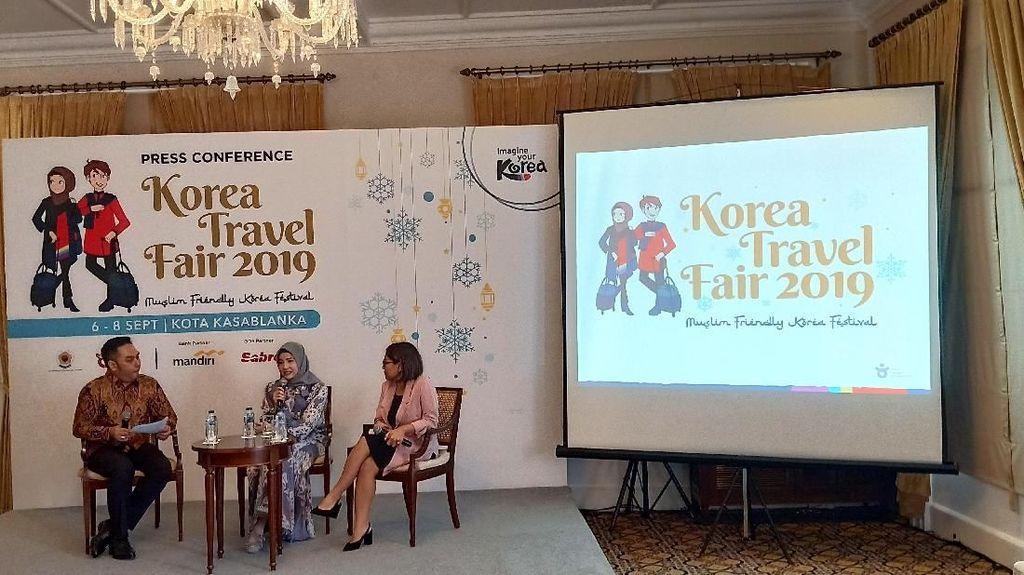 Asyik, Korea Travel Fair Ada Lagi dan Bidik Muslim Traveler