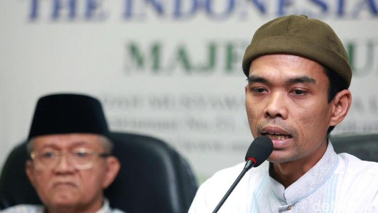 Diimbau Cabut Laporan, Pelapor Ustaz Somad Kukuh Lanjutkan Proses Hukum