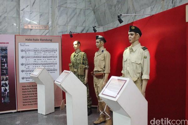 Sebagai informasi, museum dibuka pada pukul 07.00-16.00, buka pada hari Senin-Jumat. Pengunjung tidak dikenakan tarif untuk memasuki museum ini. (Fadil Muhammad/detikcom)