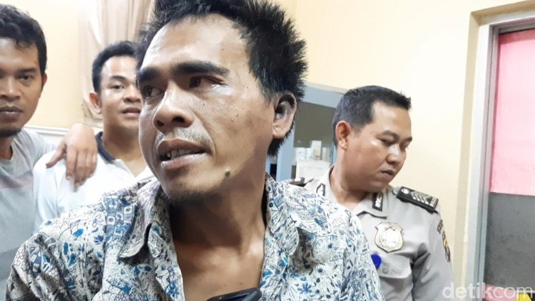Akbar Si Otak Pelaku Pembunuhan Sopir Taksi Online di Palembang Ditangkap