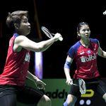 Greysia/Apriyani Mundur dari Hong Kong Open 2019