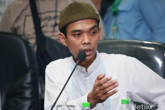 Ustaz Abdul Somad (Agung Pambudhy/detikcom)