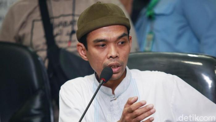 Ustaz Abdul Somad (Foto: Agung Pambudhy)