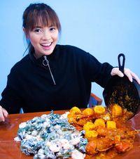 Makan Banyak dan Tetap Langsing, Ini Rahasia Food Blogger Magdalena