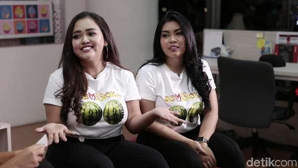 Duo Semangka, Karier, Sensor dan Keluarga