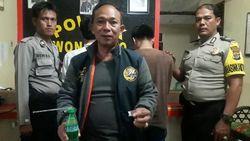Pesta Narkoba, Oknum Kades dan Honorer Kecamatan di Tanggamus Diringkus
