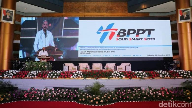 BPPT Luncurkan 41 Aplikasi untuk Pantau Proses Kerja Internal