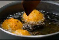 Resep Ayam : Bakso Ayam Goreng
