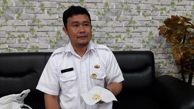 elaksana Seksi Kefarmasian dan Alat Kesehatan Dinas Kesehatan Kota Bekasi, Rudi Hartono