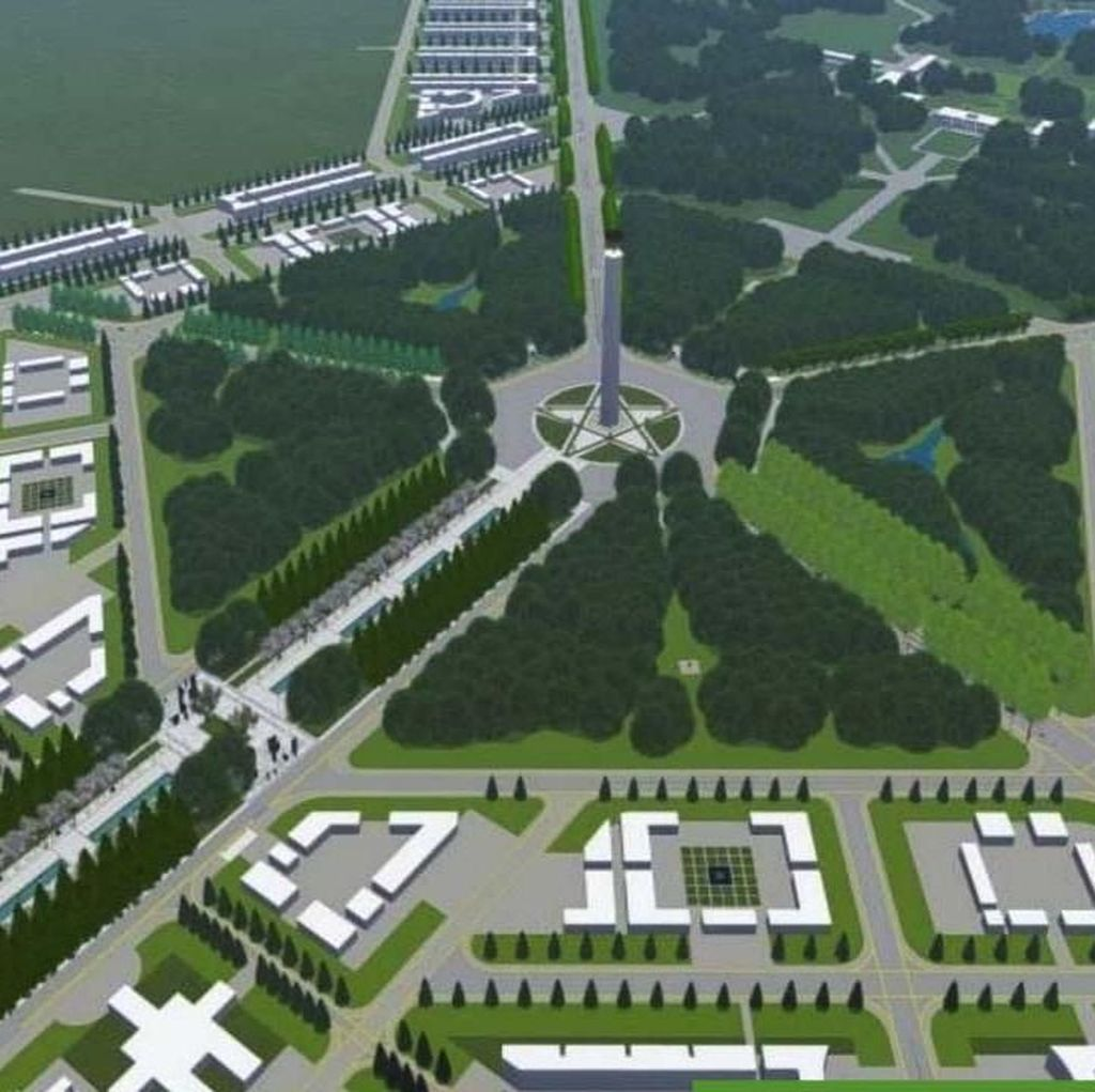 Sambut Ibu Kota RI Baru, Operator Siap Amankan Jaringan