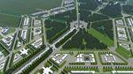 Ini Desain Ibu Kota Baru RI di Kalimantan
