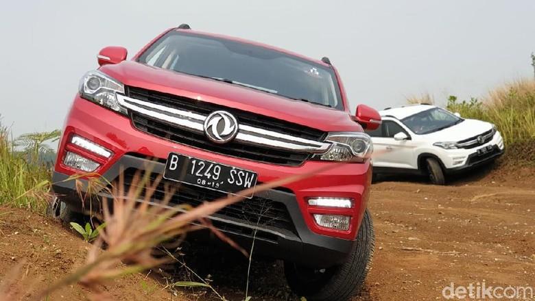 Test Drive Glory 560 ke Sukabumi
