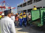 Menhub Pastikan Kapal Ternak di Pelabuhan Tenau Kupang Berjalan Baik