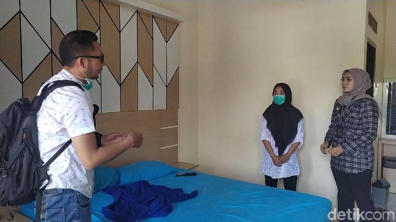 Biduan Dangdut Tunjukkan 4 Tempat Syuting Video Porno di Garut