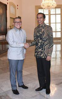 Dear Detikers, Jokowi Apresiasi 'Bantu Jokowi Cari Menteri'