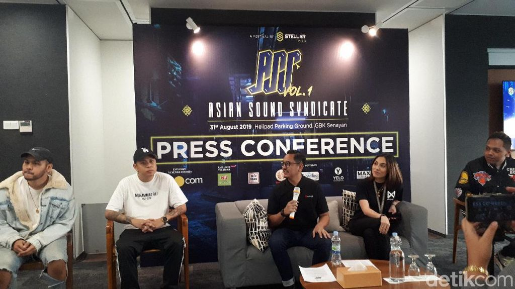 Festival Asian Sound Syndicate Padukan Hip Hop Indonesia hingga Korea