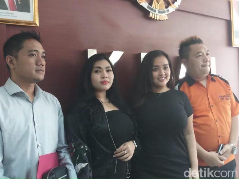 Foto: Pertemuan KPAI dan Duo Semangka (Farih/detikcom)