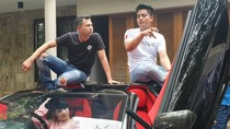 Lamborghini Miliknya Terbakar, Raffi Ahmad Rugi Miliaran Rupiah