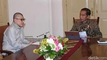 Apresiasi Jokowi untuk Program Detikcom Bantu Jokowi Cari Menteri