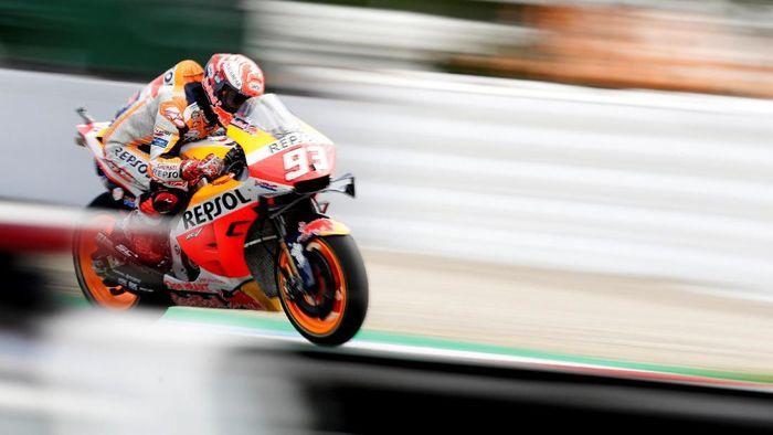 Marc Marquez akan kunci gelar juara dunia di MotoGP Thailand? Foto: David W Cerny / Reuters