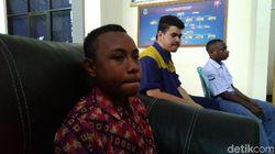 Curahan Hati Pelajar Papua di Ciamis Soal Kerusuhan di Kampung Halamannya